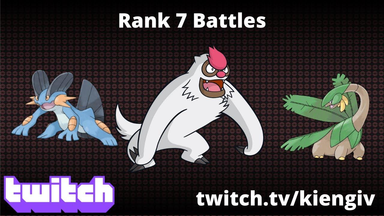 RANK 7 BATTLES | GO BATTLE LEAGUE