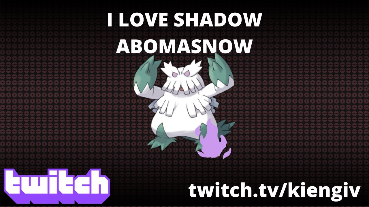WHY I LOVE SHADOW ABOMASNOW | GO BATTLE LEAGUE