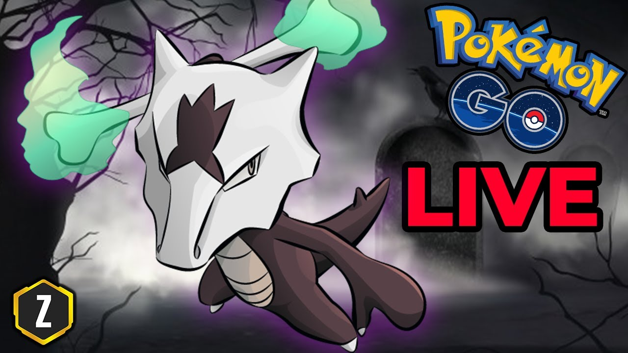 Alolan Marowak Raid Day in Pokemon GO!