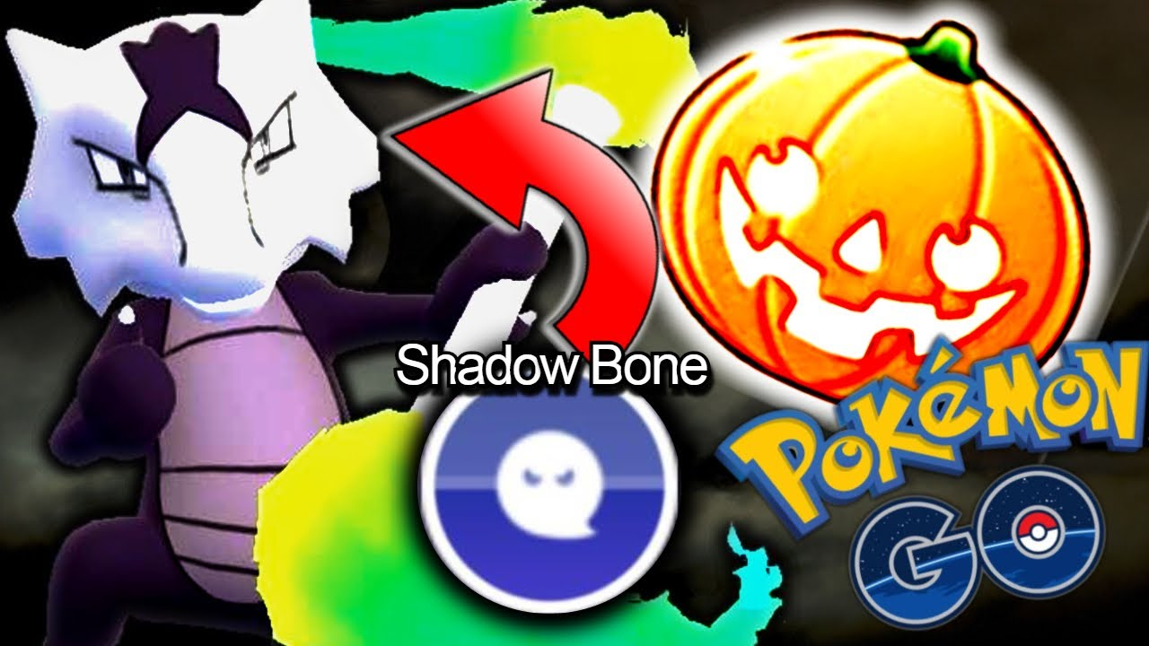 You WILL NEED a SHADOW BONE MAROWAK For GO BATTLE LEAGUE! | Pokémon GO Halloween Cup