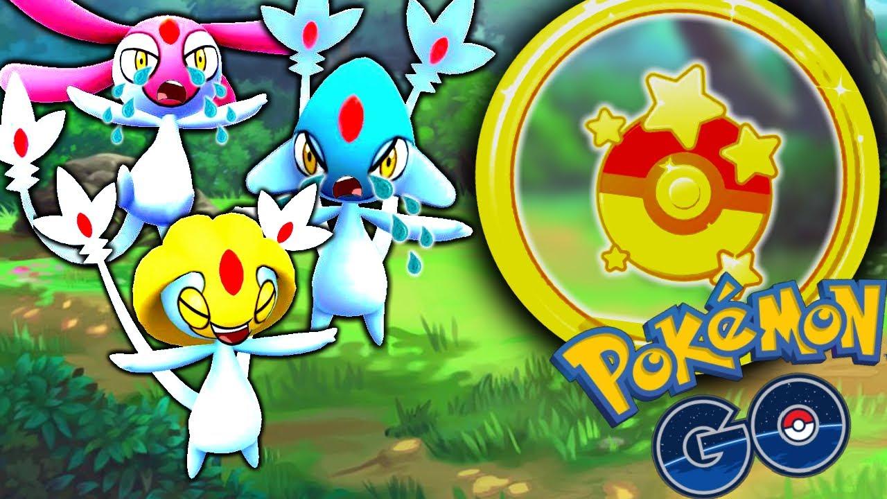UXIE IN CATCH CUP! | Pokemon GO Battle League