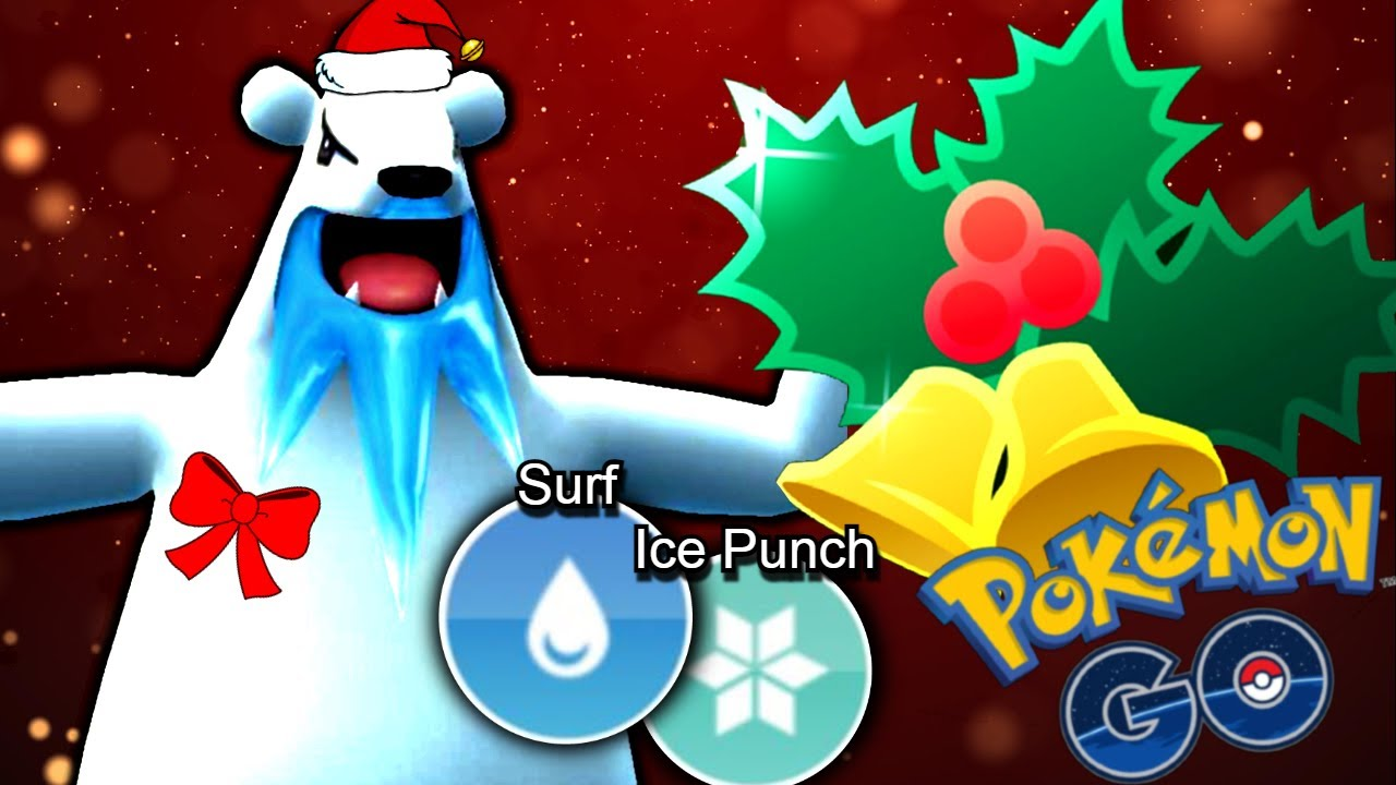 How GOOD is BEARTIC in HOLIDAY CUP?!   Pokémon GO Battle League