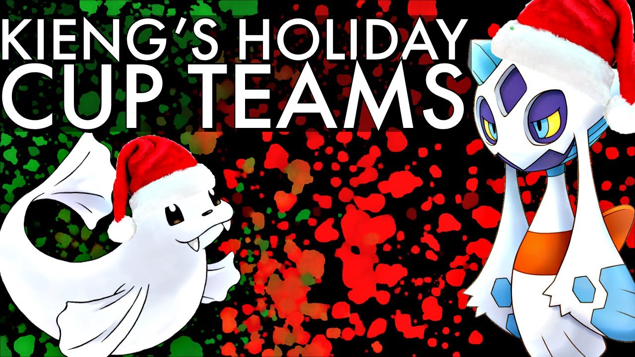 KIENG'S HOLIDAY CUP TEAMS | GO BATTLE LEAGUE