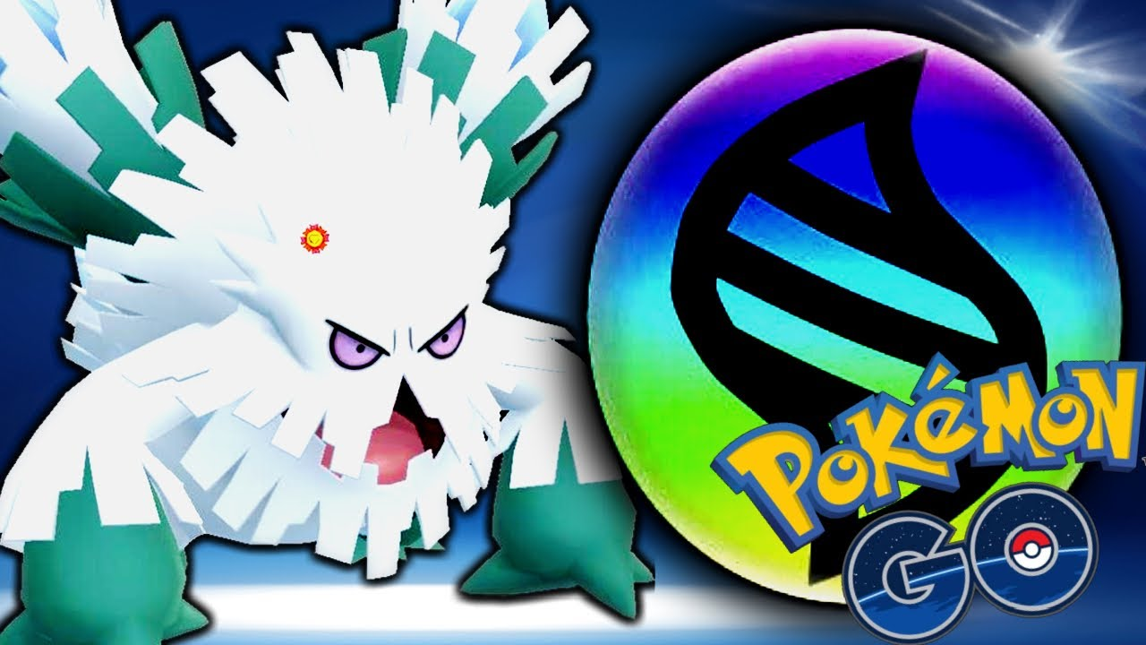 MEGA ABOMASNOW IN MASTER LEAGUE! (Simulated) | Pokémon GO Battle League
