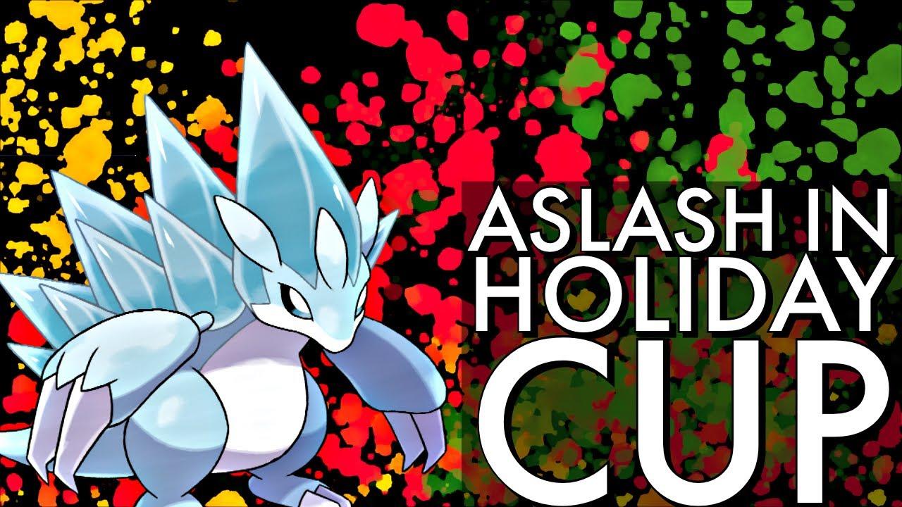 ALOLAN SANDSLASH HOLIDAY CUP BATTLES   GO BATTLE LEAGUE