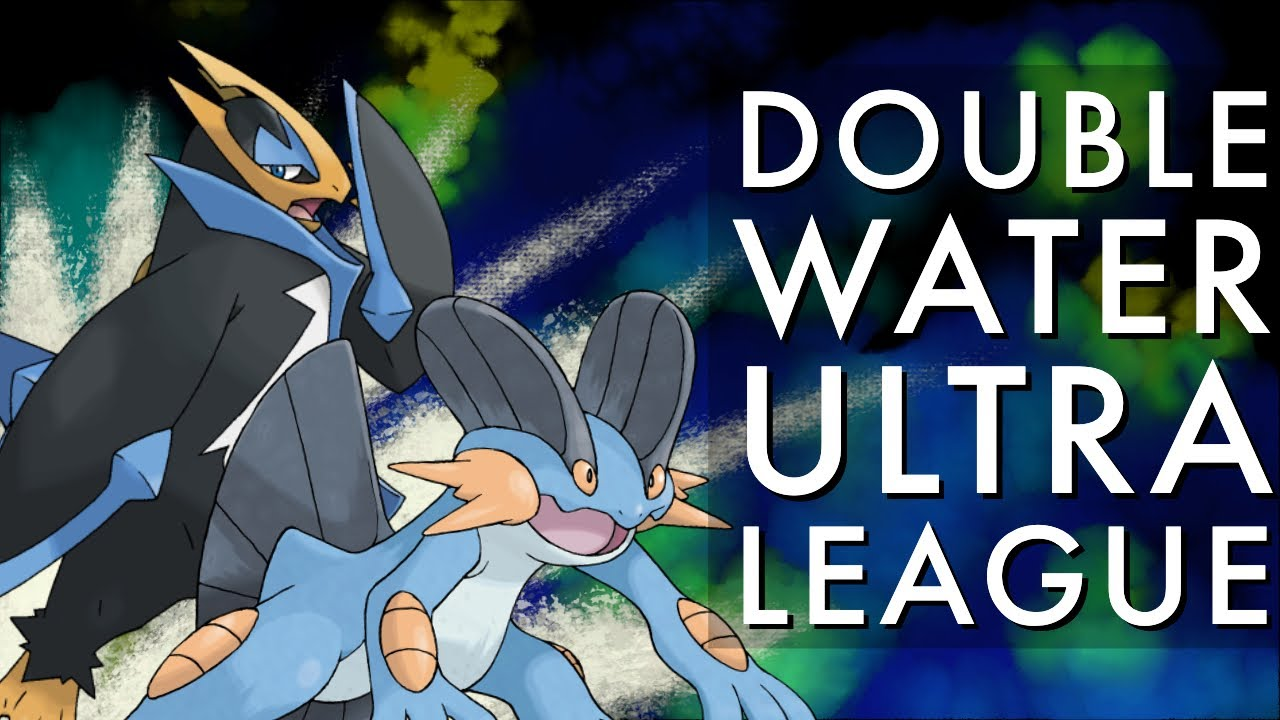 DOUBLE WATER STRAT FOR UTLRA PREMIER | GO BATTLE LEAGUE