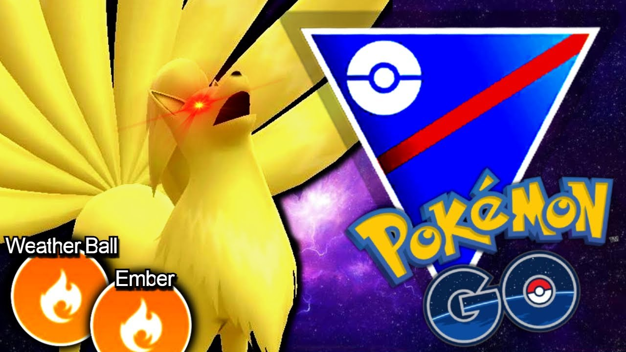 NEW & IMPROVED LEGACY KANTO NINETAILS IN GREAT LEAGUE ...