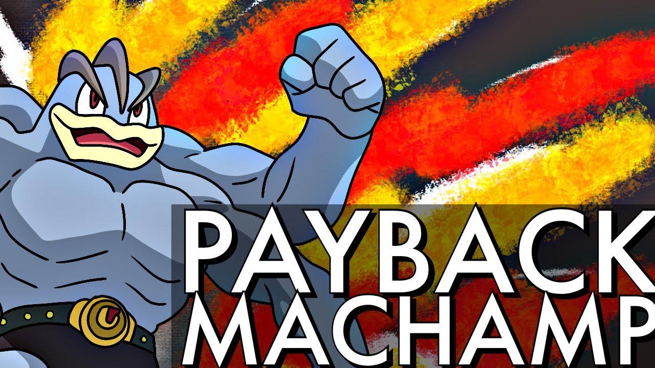 PAYBACK MACHAMP GREAT LEAGUE BATTLES | GO BATTLE LEAGUE