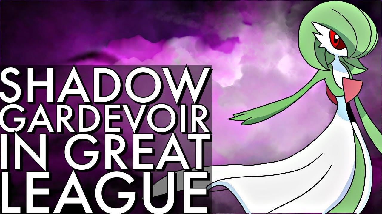 SHADOW GARD IN GREAT LEAGUE | GO BATTLE LEAGUE