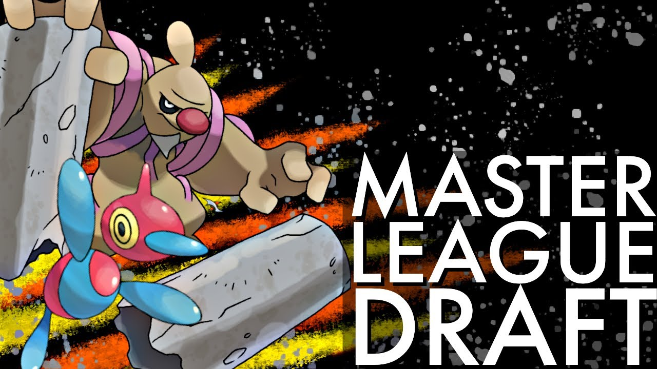 MASTER LEAGUE DRAFT FEATURING PORYGON Z