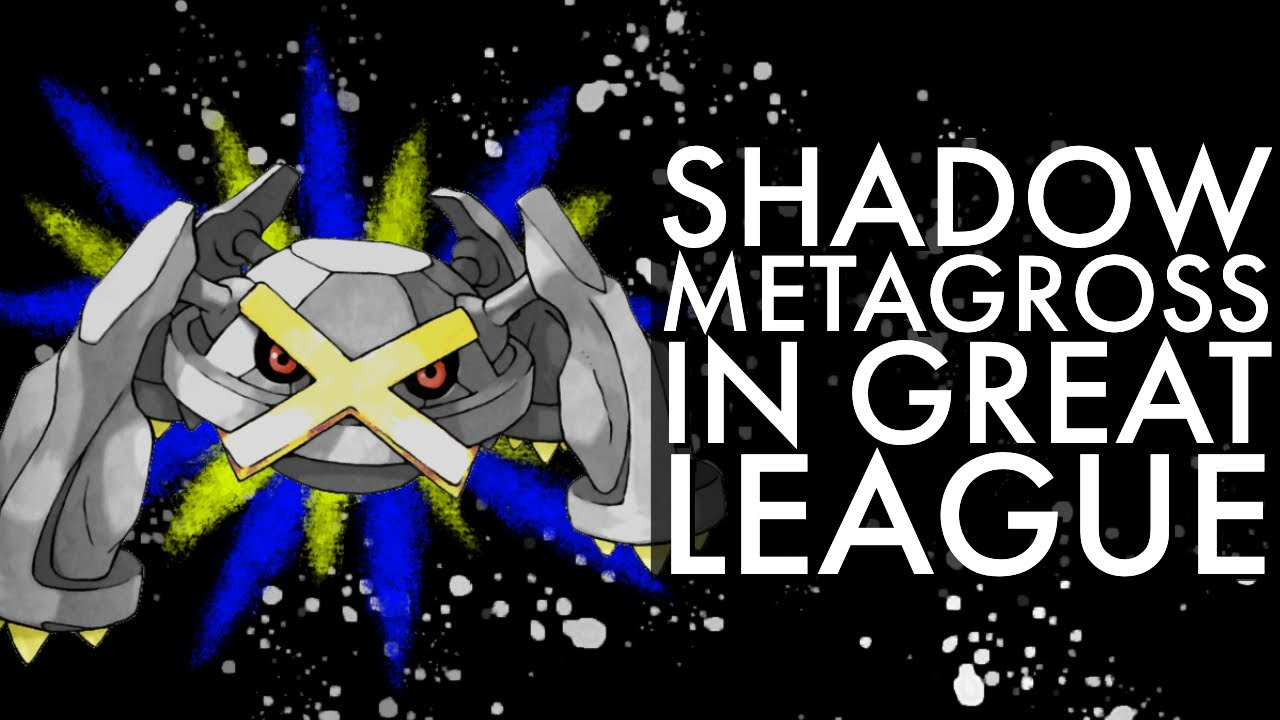 SHADOW METAGROSS LEGEND GREAT LEAGUE BATTLES | GO BATTLE LEAGUE
