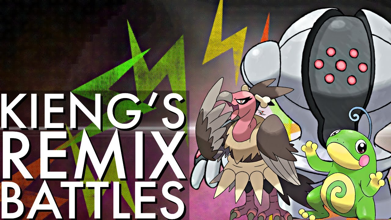 KIENG'S REMIX GREAT LEAGUE BATTLES