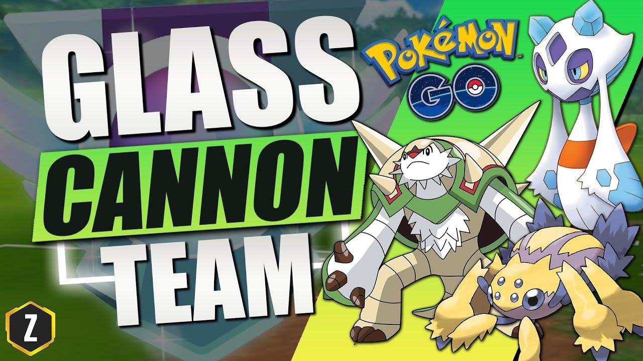 Deadly Glass Cannon Great League Team in Pokémon GO Battle League! – ZyoniK