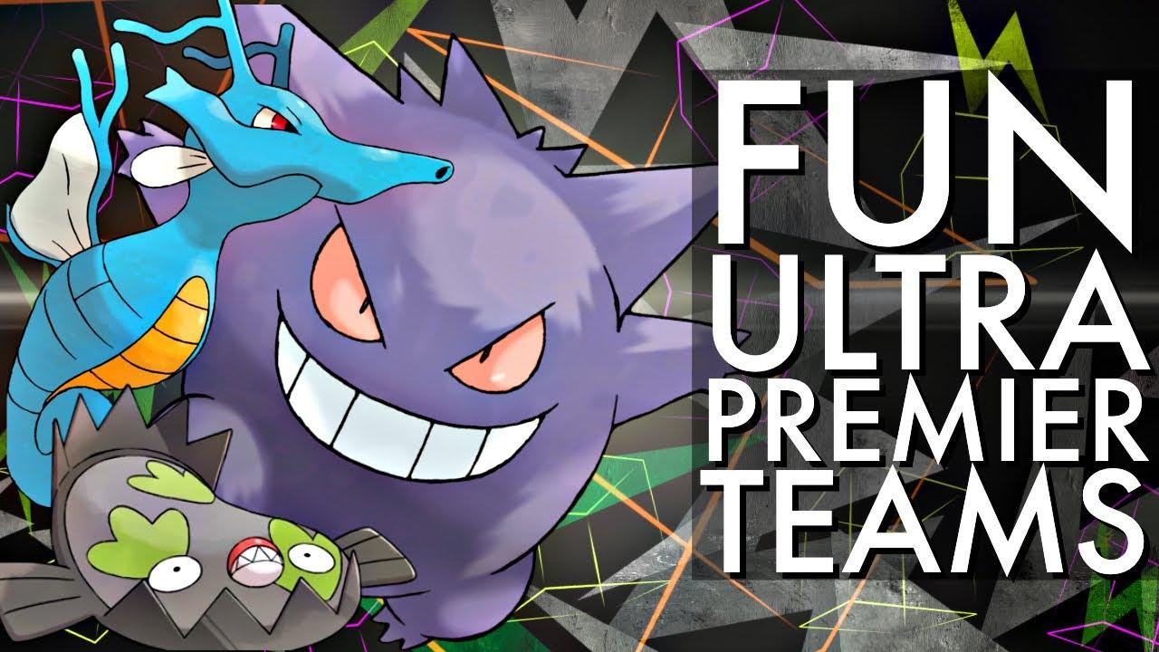 FUN ULTRA PREMIER TEAMS | GO BATTLE LEAGUE