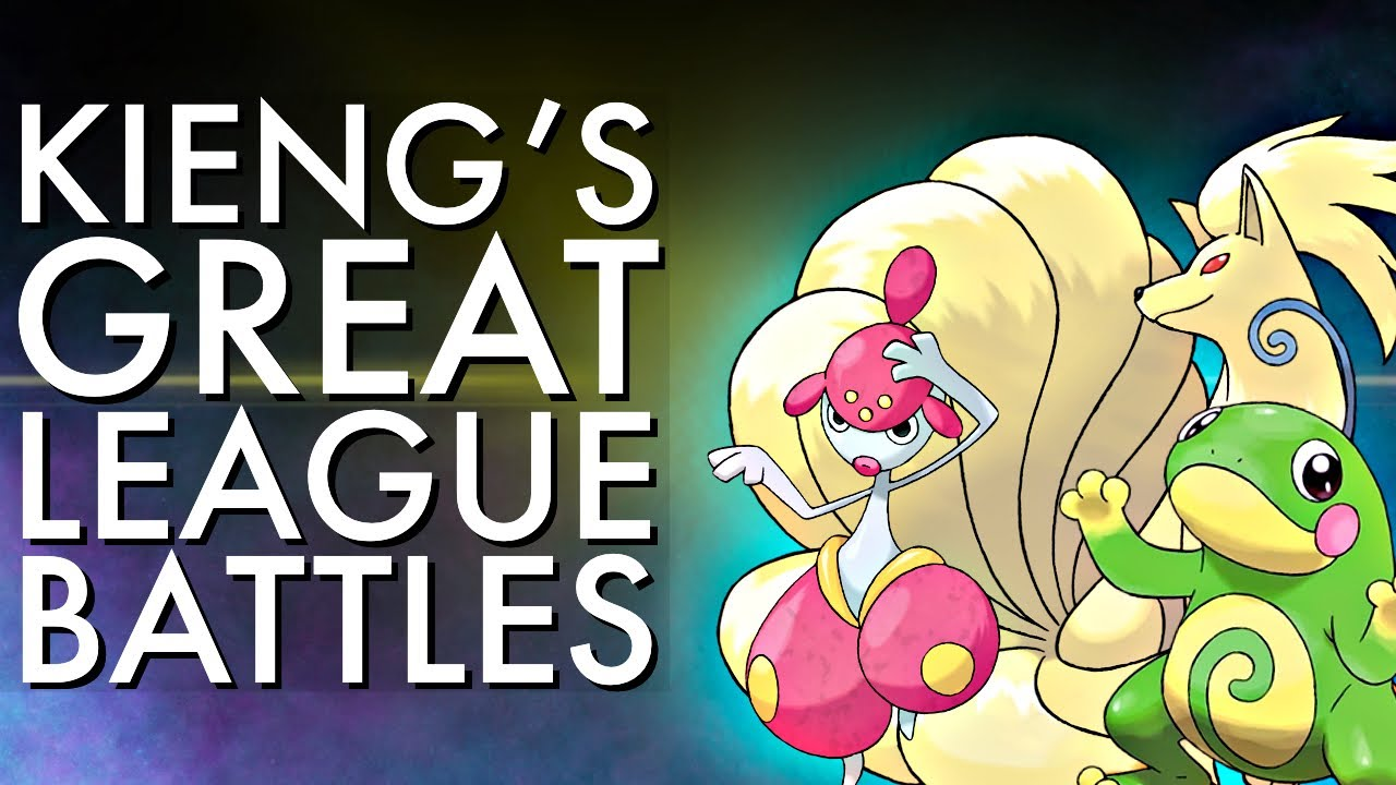 KIENG'S GREAT LEAGUE BATTLES