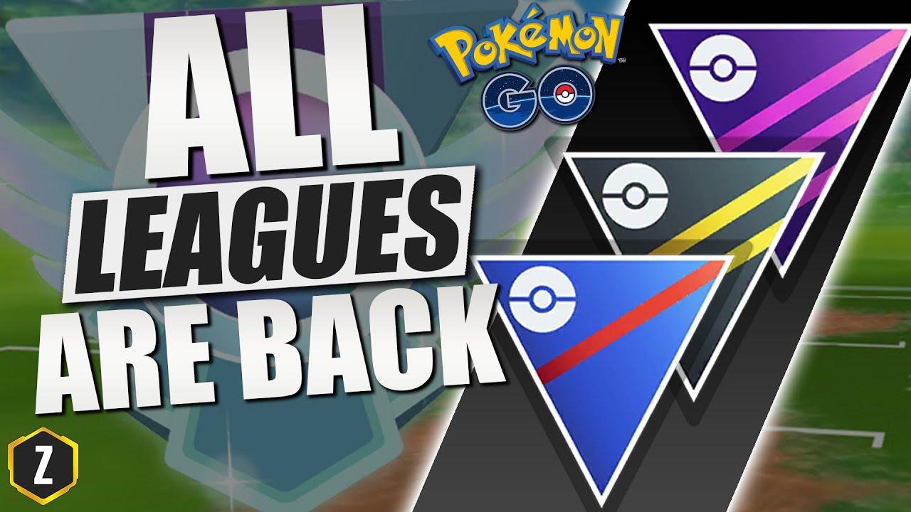 My TOP 3 Great League Teams for Pokémon GO Battle League Season 7! – ZyoniK