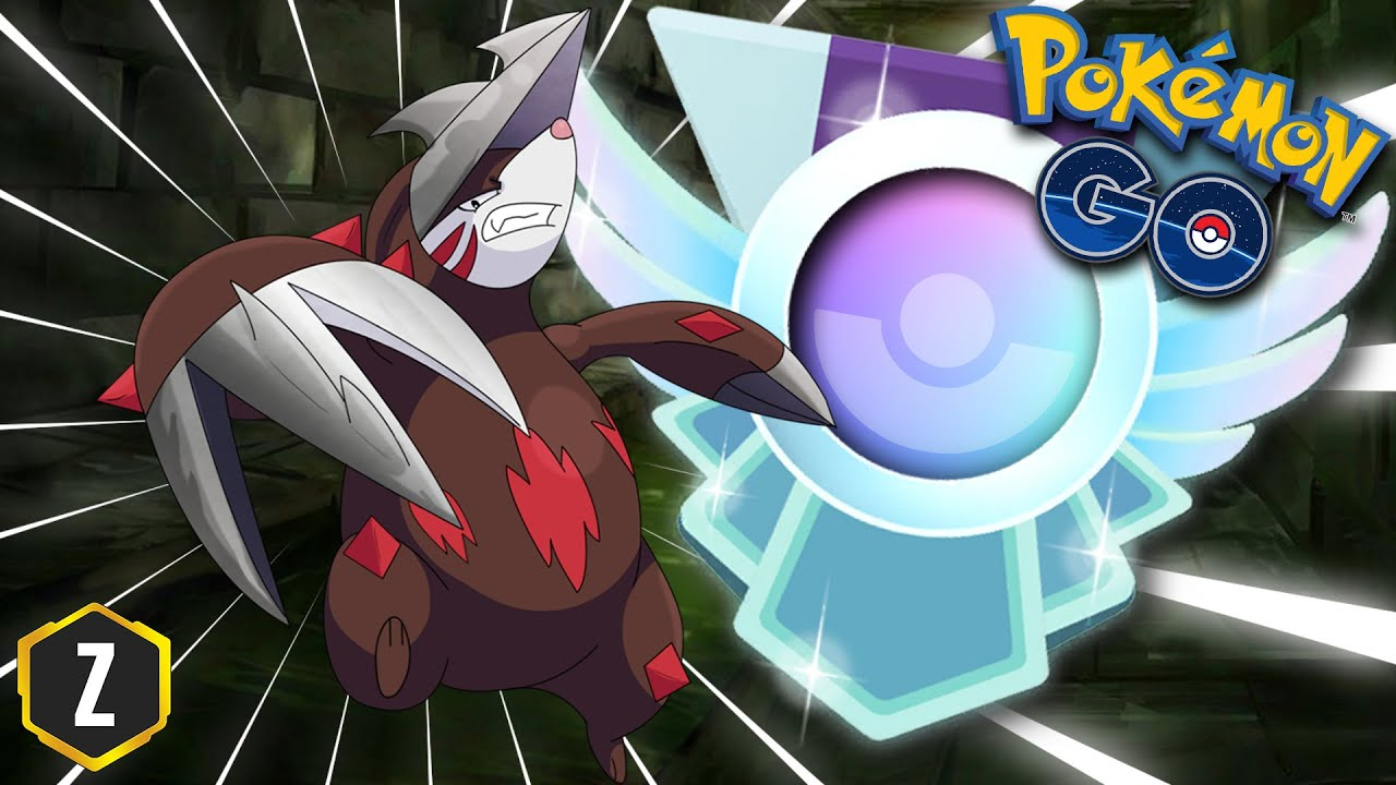 NO XL Pokémon NEEDED! Excadrill Team Sweeps Ultra League Premier Cup in Pokémon GO Battle League!