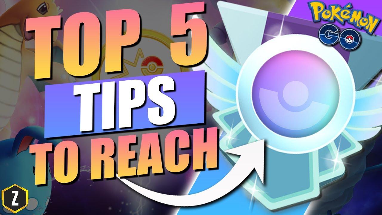 TOP 5 Tips to Reach Legend Rank in Pokémon GO Battle League!