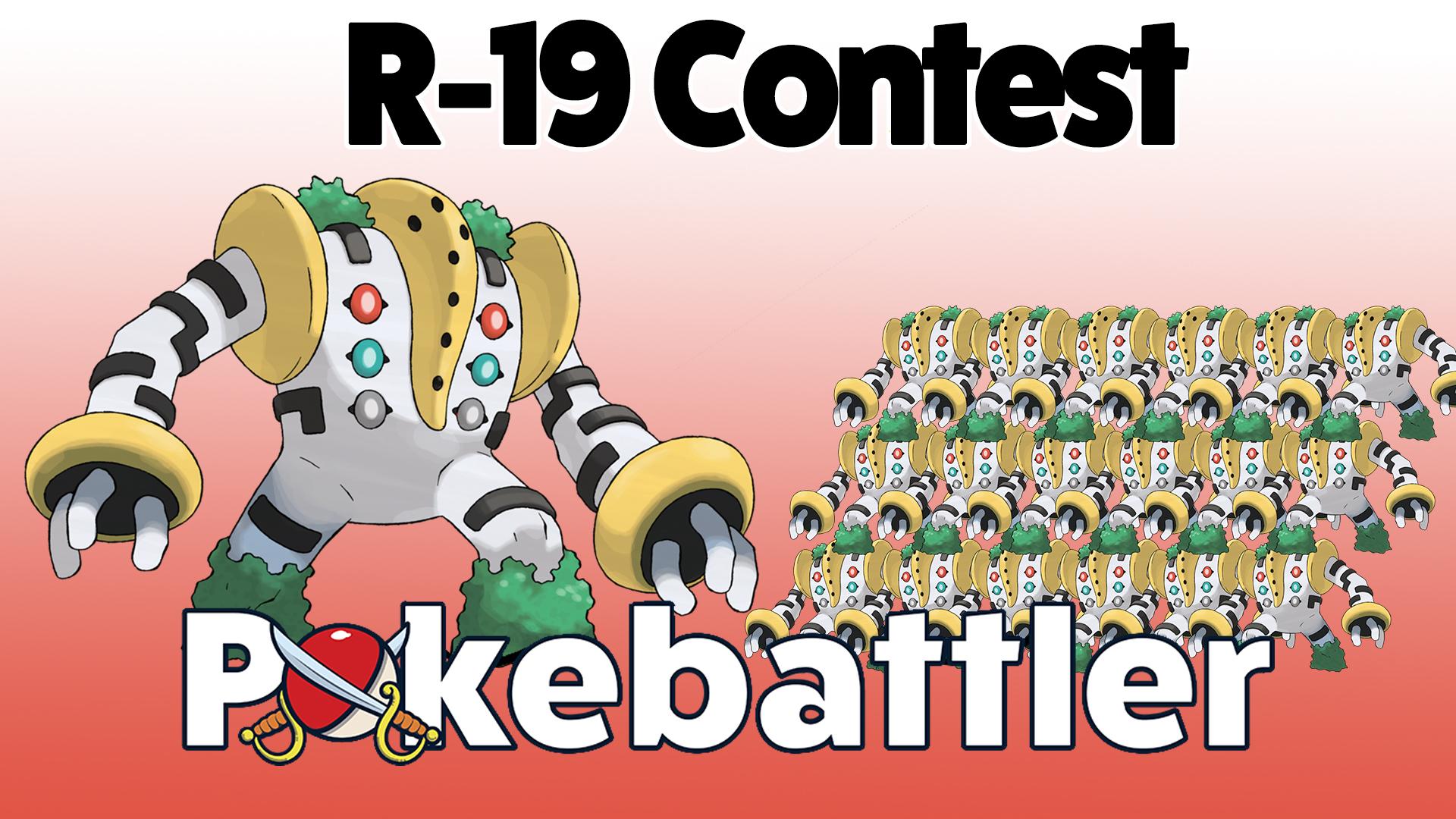 Pokebattler R19 Contest – Win an early access T-Shirt!