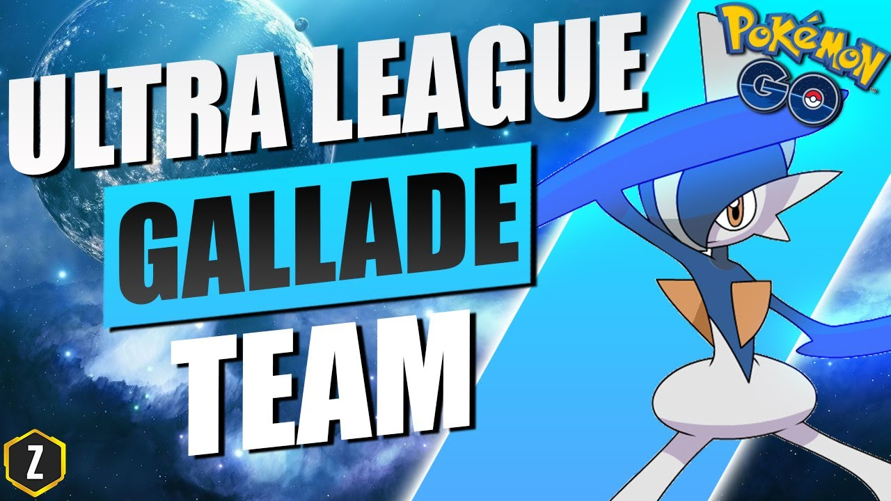 Awesome Ultra League Premier Cup Team with Gallade in Pokémon GO Battle League!