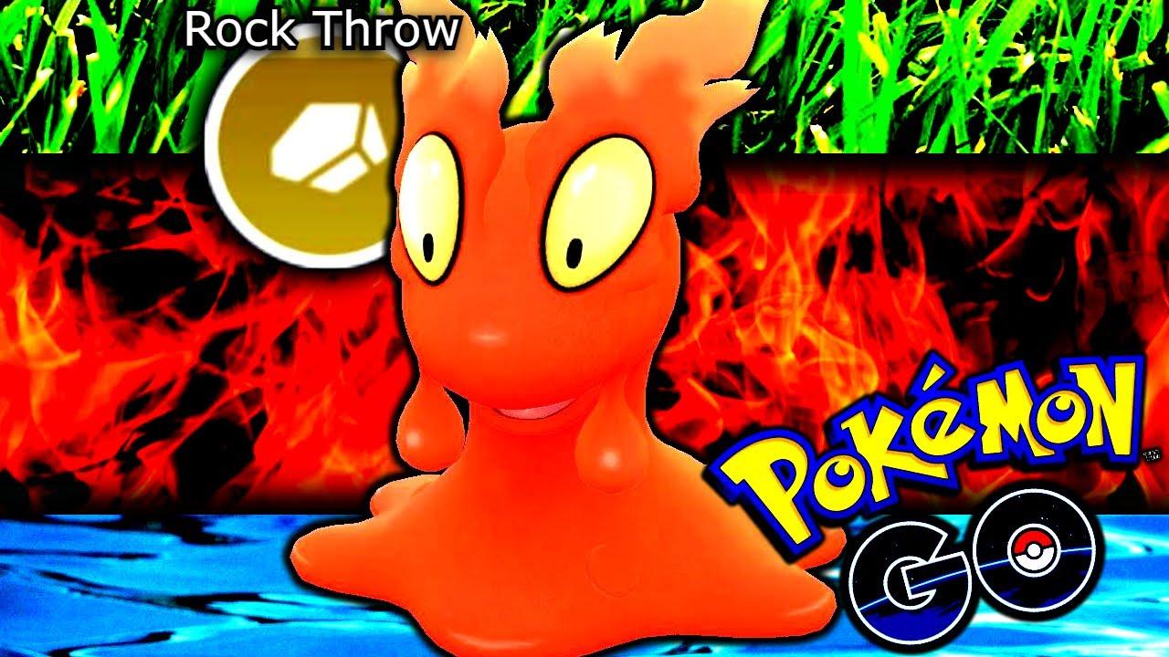 Is SLUGMA the Element Cup BASTIODON?! | Pokemon Go Battle League