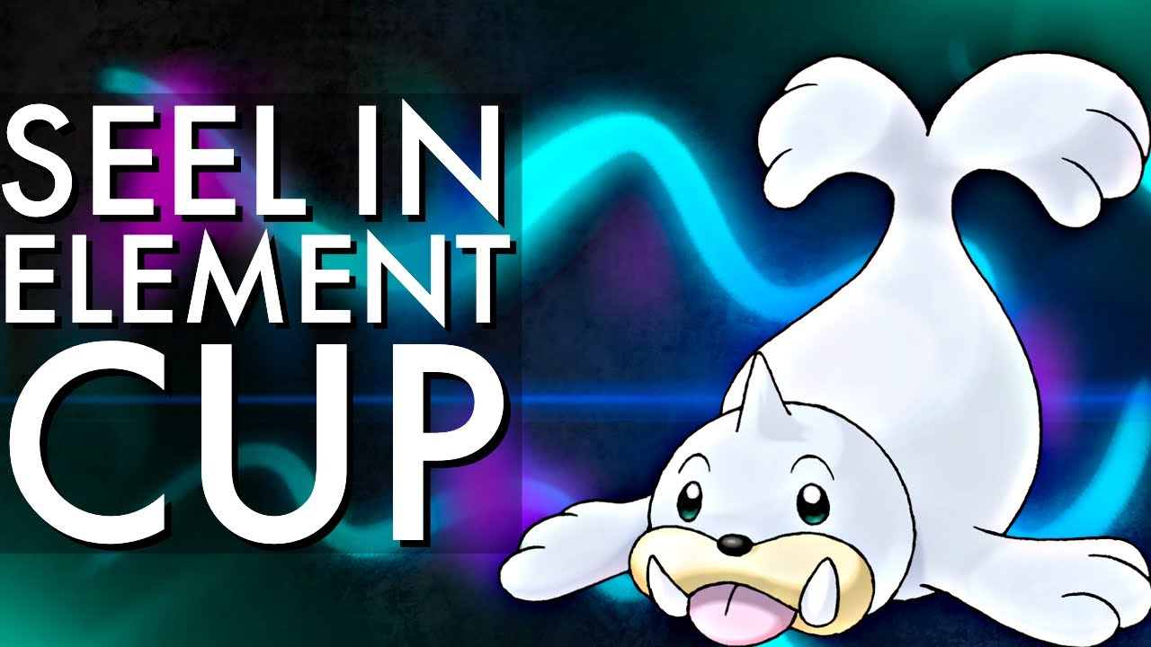 LICK SEEL IS THE BEST SAFE SWITCH IN ELEMENT | GO BATTLE LEAGUE