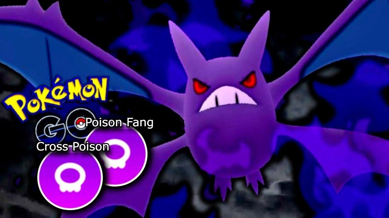 New & Improved POISON FANG CROBAT!   Pokémon GO Battle League