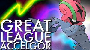 accelgor-in-open-great-league-go-battle-league
