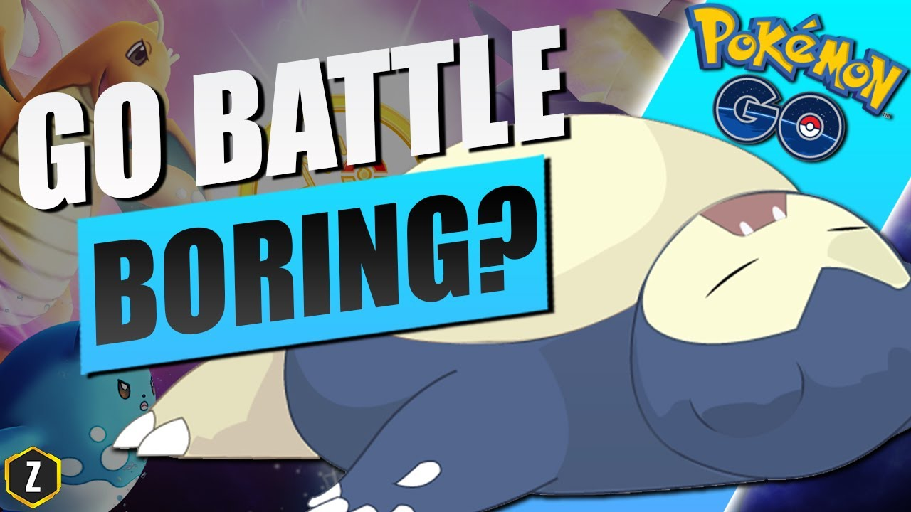 Is GO Battle League getting Boring?