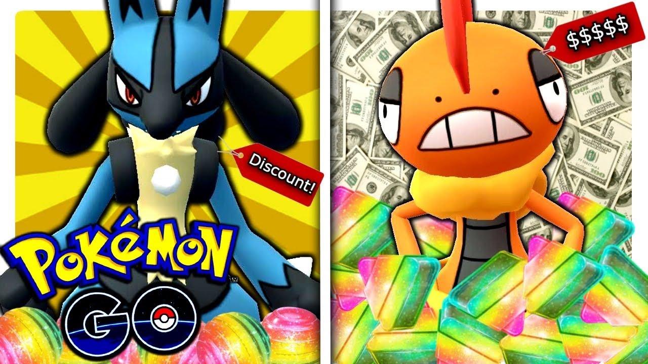 LUCARIO is the ULTIMATE Budget XL SCRAFTY ! Pokemon Go Battle League