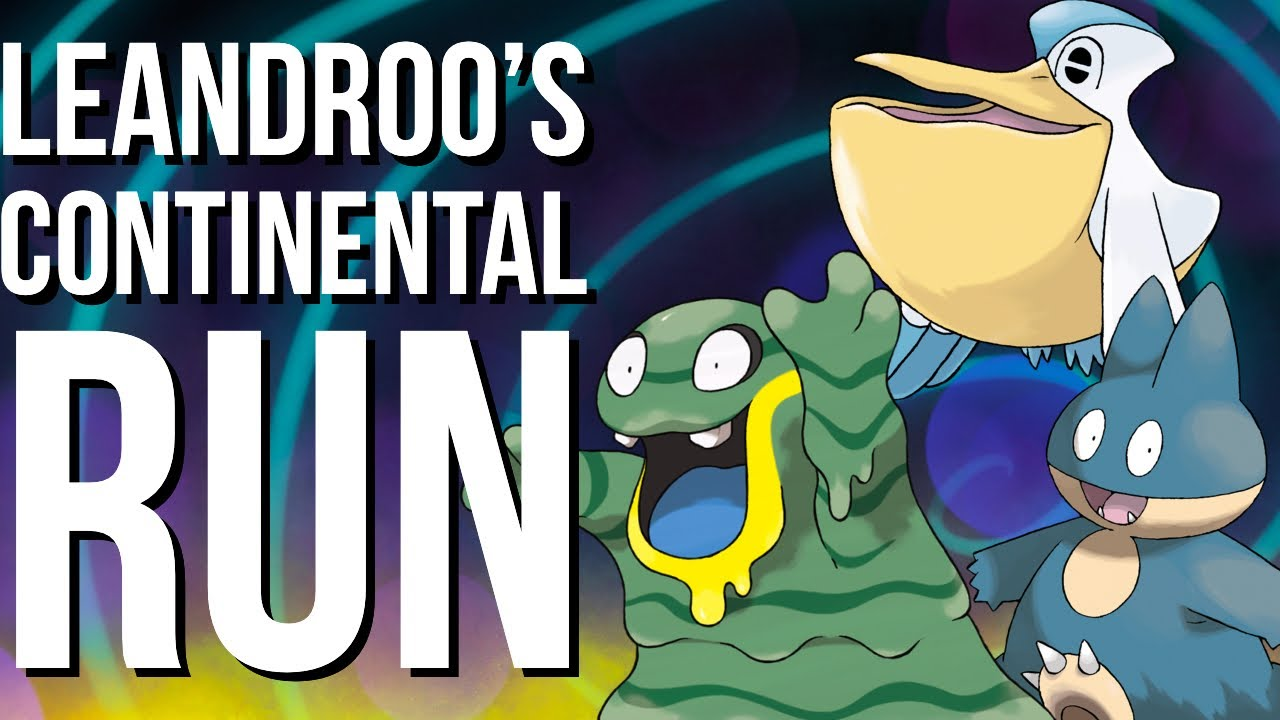 LEANDROO CONTINENTAL RUN | SILPH ARENA