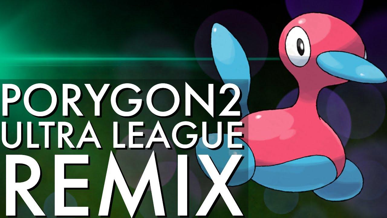 SPICY PORYGON2 ULTRA REMIX BATTLES | GO BATTLE LEAGUE